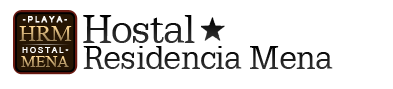 Logo Hostal Mena